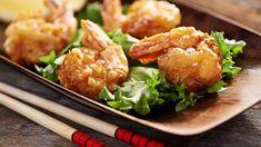 Krewetki w cieście - poznaj najlepszy przepis. ⭐ Sprawdź składniki i instrukcje na KuchniaLidla.pl! Potato Salad, Chili, Potatoes, Meat, Chicken, Ethnic Recipes, Food, Finger, Chile