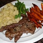 very simple Grilled or Fried Skirt Steak Recipe
