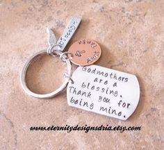 Hey, I found this really awesome Etsy listing at https://www.etsy.com/listing/187749668/handstamped-godmothergodfather