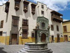 Casa de Colon. Vegueta. Las Palmas de Gran Canaria.