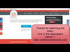 Credit Card Numbers That Work 2015 No Approximation