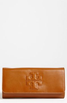 Tory Burch 'Amanda Bombe' Clutch available at #Nordstrom