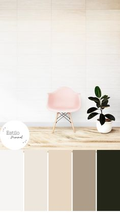 PALETA DE COLORES Color Balance, Colour Pallete, House Colors, Pantone, Vanity, Mary, Packaging, Room Decor, Branding