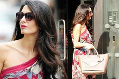 amal clooney hair from the back - Google Search
