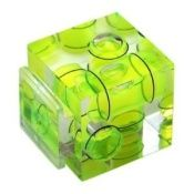3D bubble level. It's useful and cool-lookin'. Even better than a fish-tie.