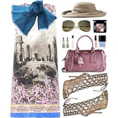 """""""Let your style Bloom this Spring!"""" by designsbytraci on Polyvore"""
