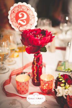Cape Cod Celebrations - DIY Wedding centerpiece