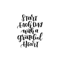 Life Quotes : Start Each Day with a Grateful Heart Hand Lettering Quotes, Calligraphy Quotes, Brush Lettering, Pencil Calligraphy, Typography, Lettering Ideas, Art Quotes, Motivational Quotes, Inspirational Quotes