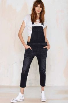 Citizens of Humanity Audrey Denim Overalls ($264.60)
