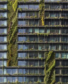 """: """"One Central Park by @ateliersjeannouvel and botanist #patrickblanc has become one of Sydney's most…"""""""