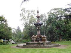 Jephson Gardens, Royal Leamington Spa