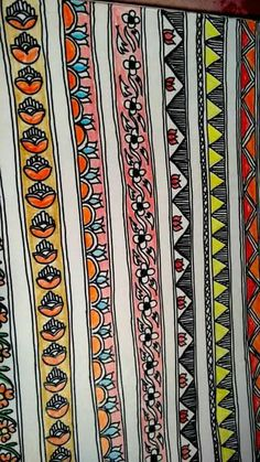 New Craft Canvas Fabrics Ideas Worli Painting, Saree Painting, Kalamkari Painting, Mandala Painting, Fabric Painting, Madhubani Art, Madhubani Painting, Traditional Paintings, Traditional Art
