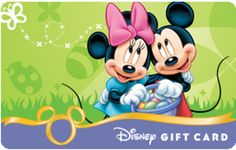 Coming next week: $400 in Disney Gift Cards from @Carolyn Rafaelian Chipley-Foster and Company (and friends)!