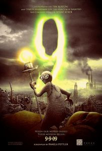 9 Nine 2009 Animated Movie Download Link Animation Movie Tim Burton Movie Tim Burton Films