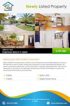 1080 SE 9th Ave, Pompano Beach, FL 33060