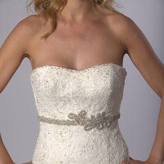 Wedding Gown Belts