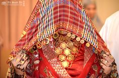 Sudanese Bride by Ali Saad Ali -- #Sudan #African Wedding