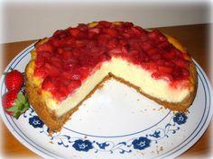 Cheesecake con fragole e philadelphia - Fragola e Cannella