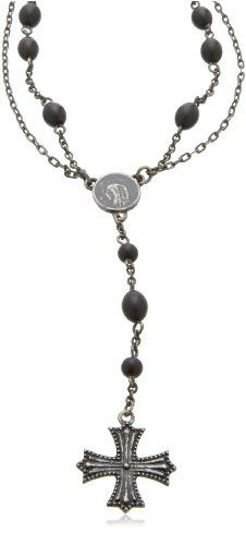 Guess Men's Double Chain Necklace