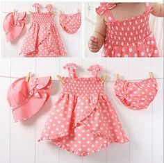 -Baby girls clothing