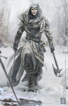 Schnee Krieger