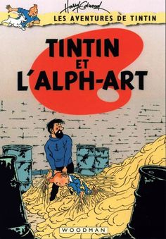 Version Harry Edwoods for Tintin and Alpha Art --- Only Cover Page.