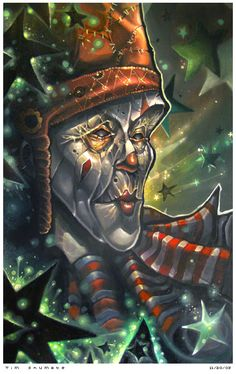 ✯ Blind Clown :: Artist Timothy John Shumate ✯