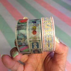 mtカモイ加工紙のガチャあたり限定のマスキングテープ