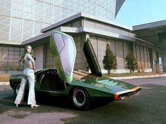 Alfa Romeo Carabo Concept Car by Auto Clasico, via Flickr