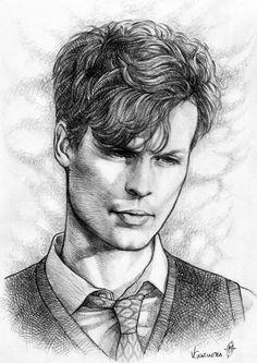 Spencer Reid 015 by whiteshaix on deviantART
