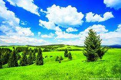 Nádherné fotky výhľadov z hôr z celého Slovenska – Sóda Golf Courses