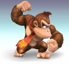 Donkey Kong greatest video game character EVER!!!