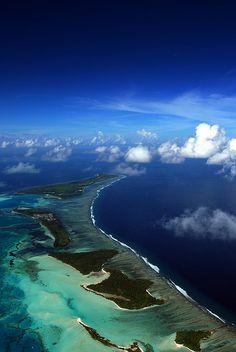 Laamu Atoll, Maldives.