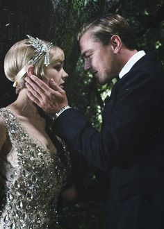 """And I remember he looked at her the way that all young girls want to be looked at."" The Great Gatsby"