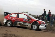 LUIS PEREZ COMPANC. FORD FOCUS WRC. #RALLYARGENTINA 2007