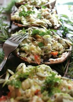 ... stuffed with ricotta flowers zucchini stuffed crab cakes steak