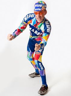 53 Best Cool Cycling Clothing - with Mr Cycling World images ... 746928aba