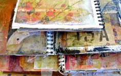Using your own photographs in your art journals. Learn more about this on my 21 Secrets link on my blog!