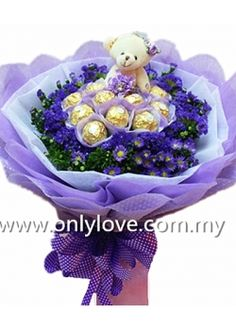 2866 Best Chocolate Bouquet Images On Pinterest Chocolate Bouquet