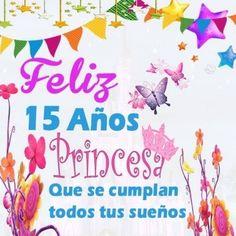 94 Mejores Imagenes De Cumpleanos De 15 Birthday Cards Happy B