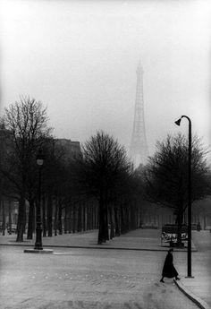 Paris 1954, Henri Cartier-Bresson