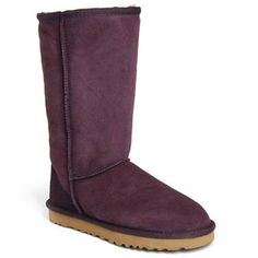 Only Uggs I've ever wanted! UGG Boots - Classic Tall - Purple - 5815