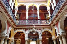 Palácio Ribeiro da Cunha - Céu Rodrigues