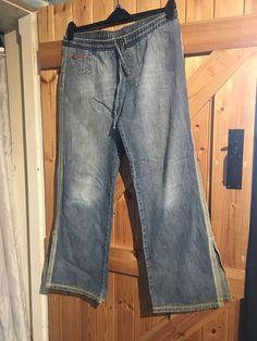 f814008bdeb Fashion Jeans By Lee Cooper Wide Leg Size 12 L30
