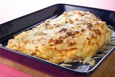 Lasagna, Macaroni And Cheese, Yummy Food, Healthy Recipes, Ethnic Recipes, Mac And Cheese, Delicious Food, Healthy Food Recipes, Healthy Eating Recipes