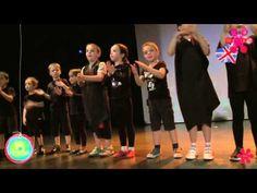 BODY PERCUSSION K&U LA VAGUADA2 - YouTube