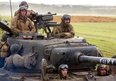 Fury Movie Scott Eastwood Tank movie fury welcome
