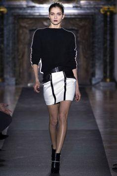 Paris Fashion Week: Anthony Vaccarello   Mono & Mono
