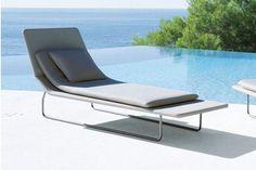 Surf outdoor Sunbed - Paola Lenti | Tomassini Arredamenti