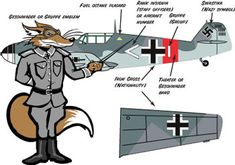 Information of WW2 Aircraft such as camouflage scheme